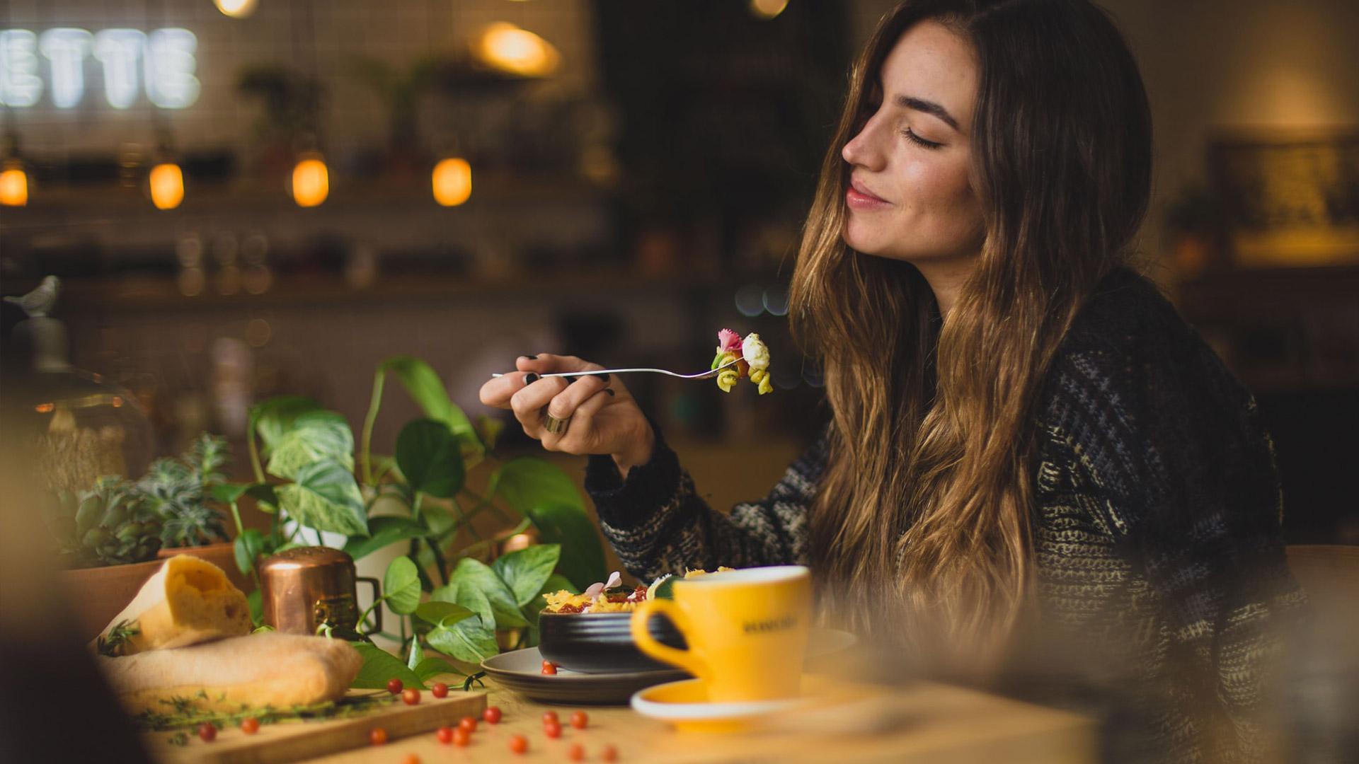 Comer sano en la era de internet