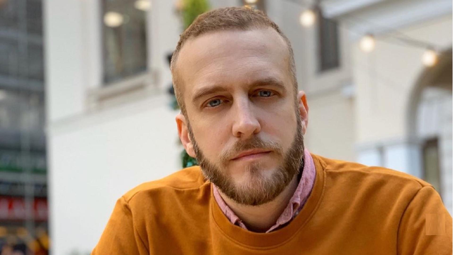 Adrián Fernández, productor audiovisual