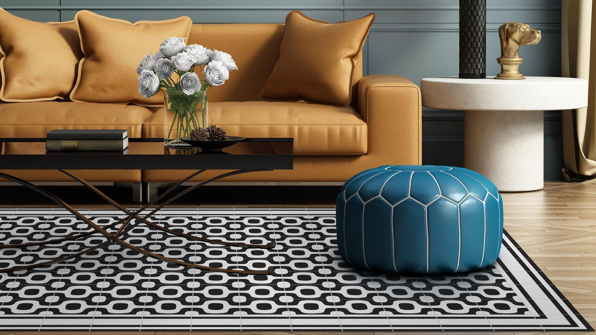 Hidraulik, alfombras vinílicas