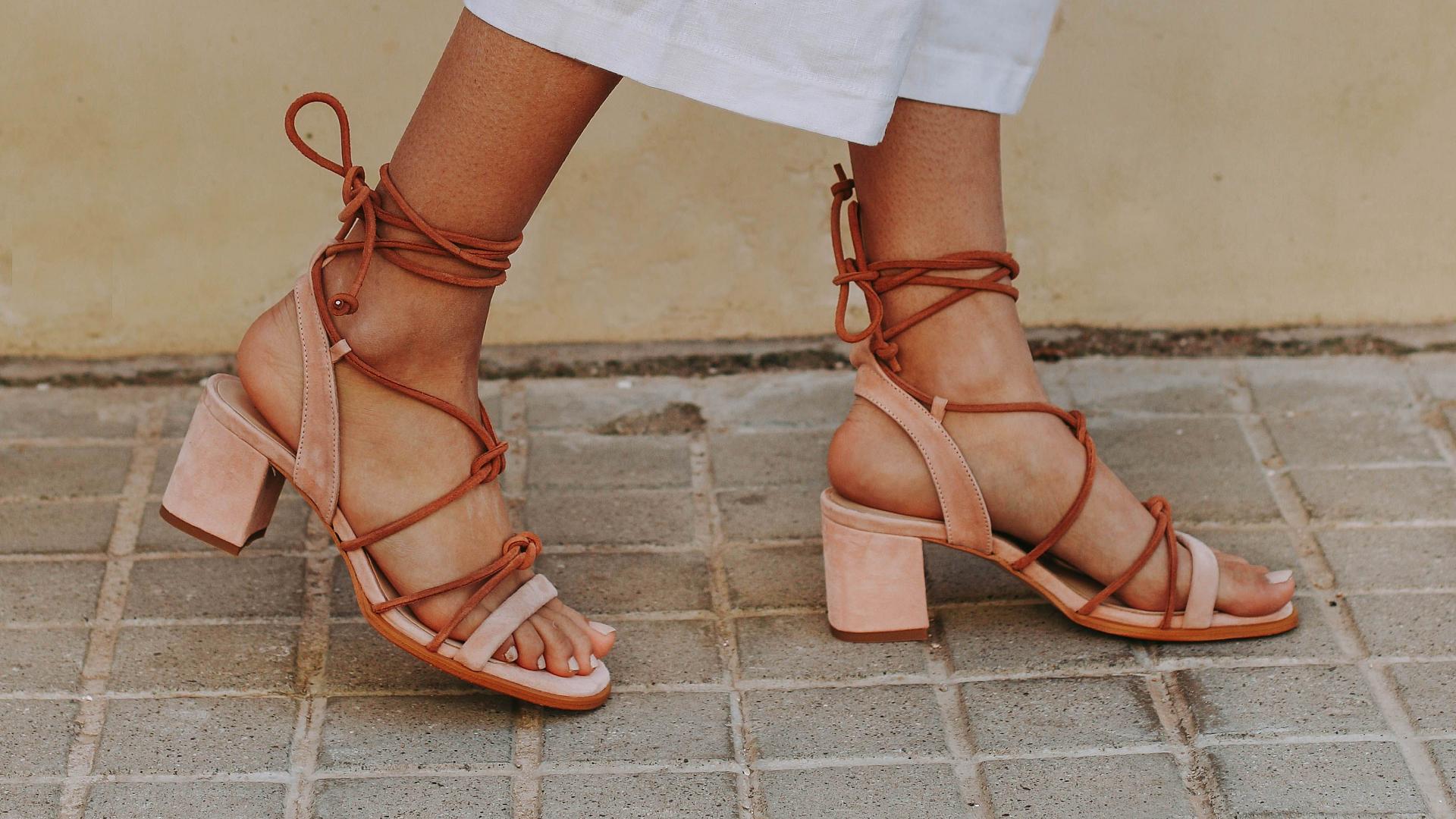 Alohas, zapatos que dejan huella