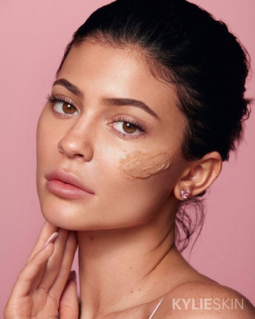 Productos faciales de Kylie Skin