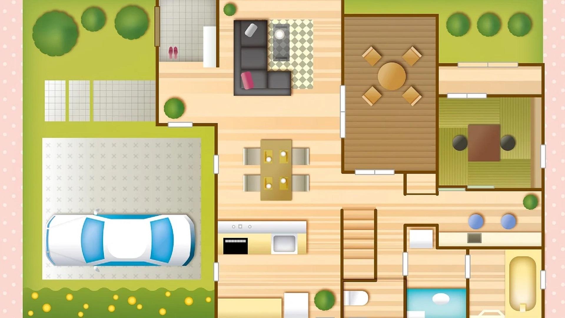 Diseña tu nueva casa o planifica tu reforma con estas sencillas apps