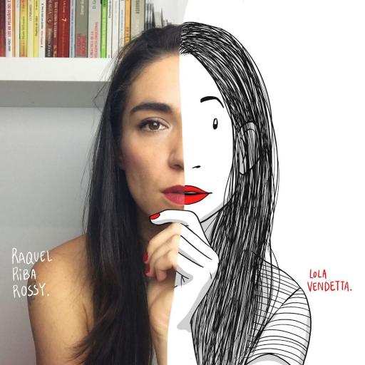 """Lola Vendetta, la """"sicaria ilustrada"""""""
