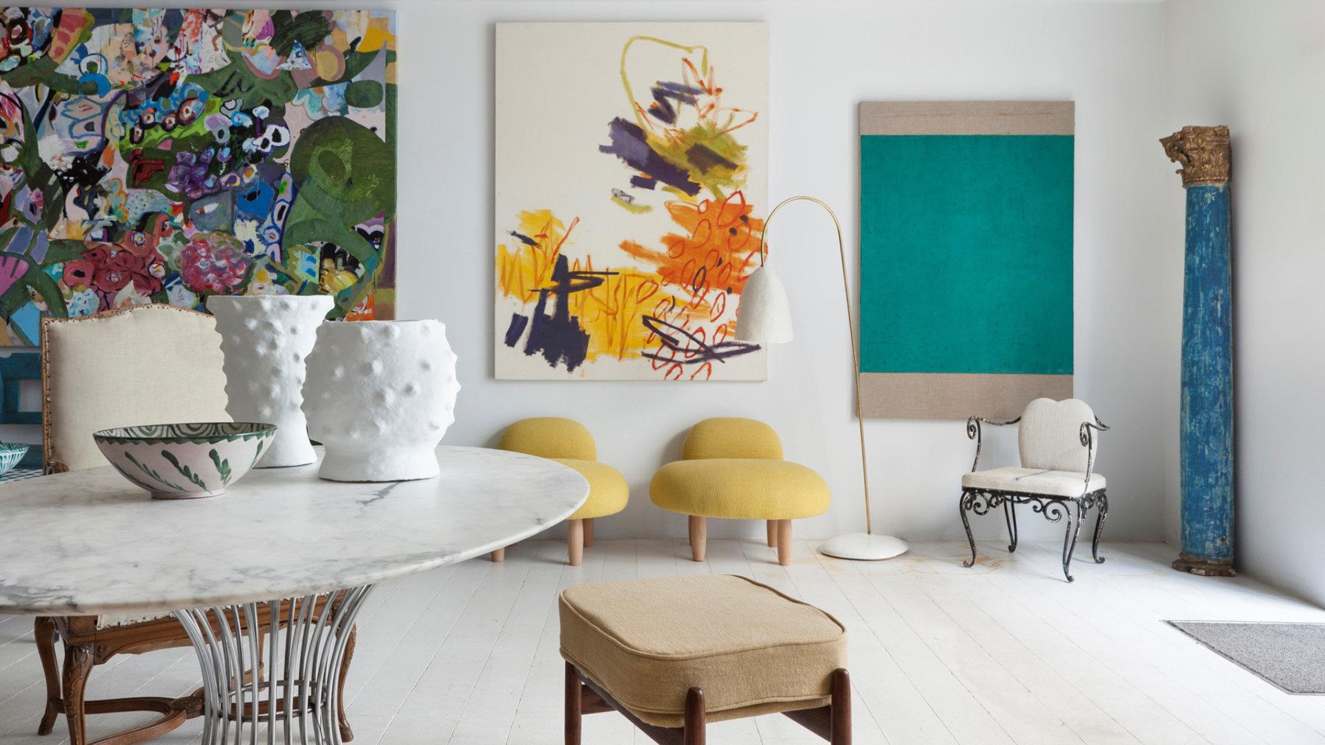 Gärna Studio inaugura un espacio expositivo con una selección de artistas emergentes