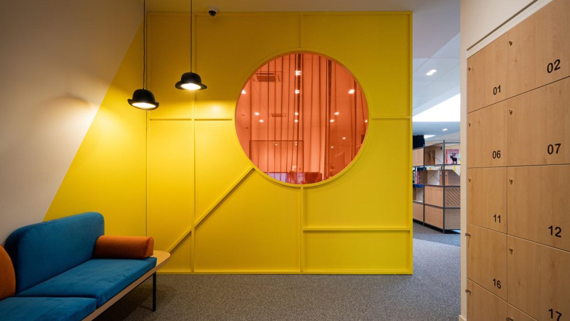 Unas oficinas para dejar volar la creatividad, por estudio Denys & von Arend