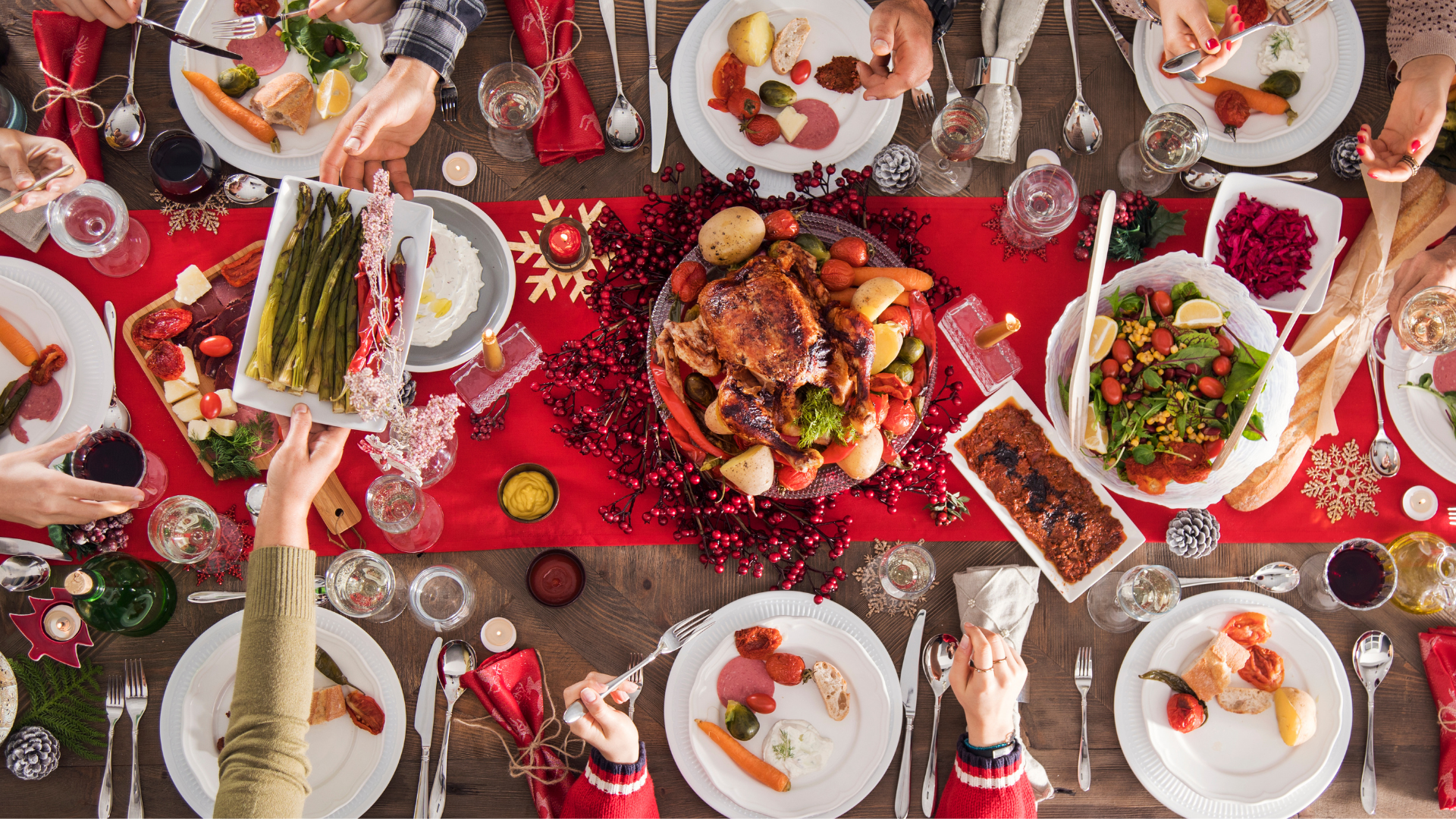 5 claves para evitar esos kilos de más esta Navidad