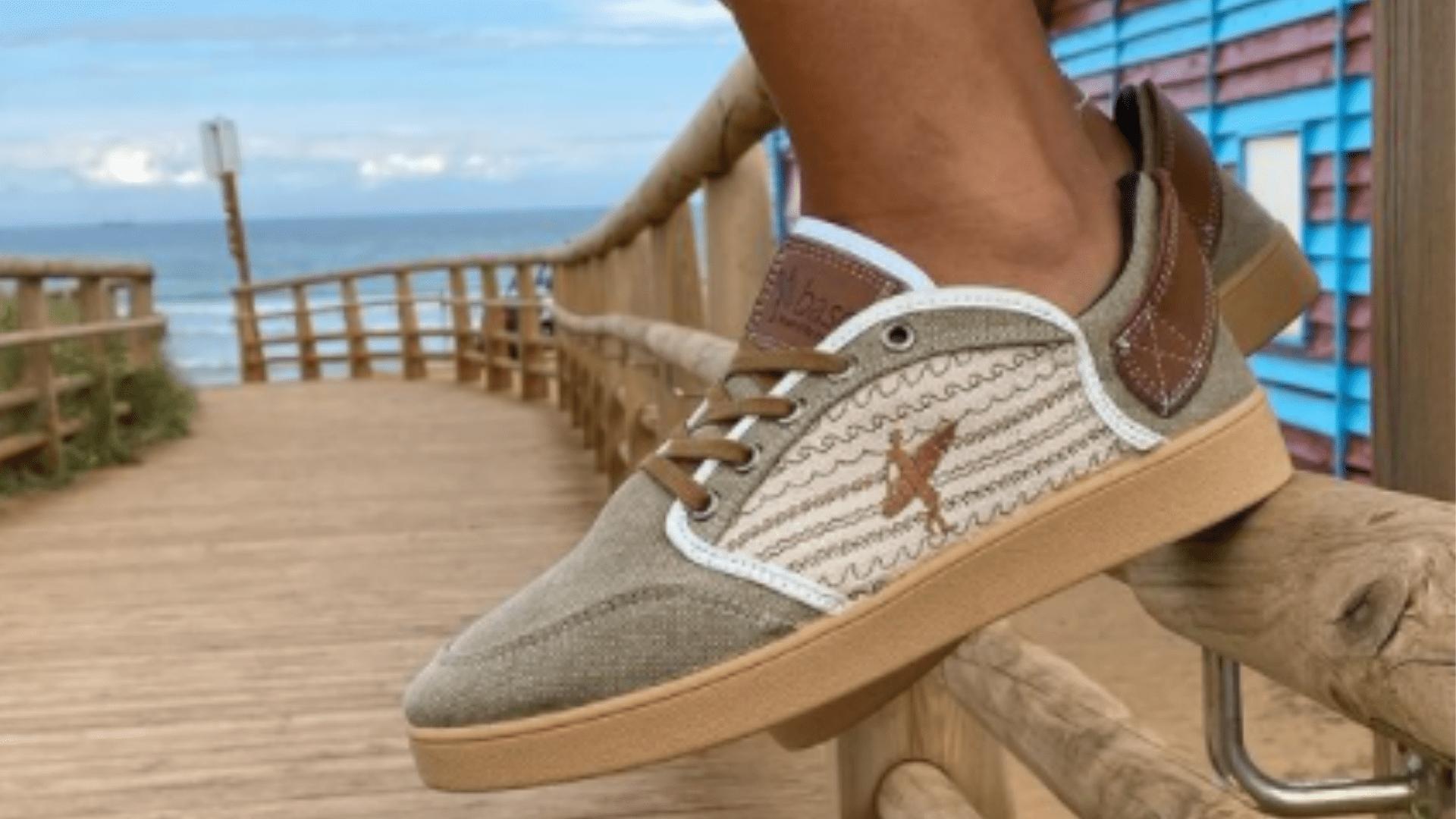 Basq, zapatillas eco made in Spain