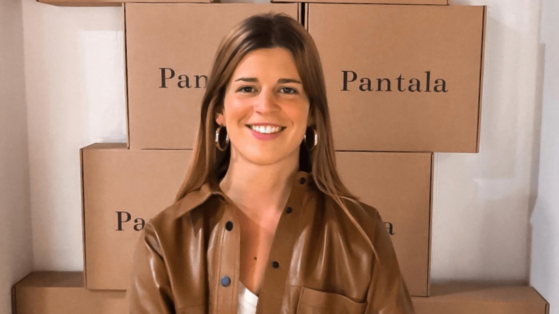 Pilar Olmedo (Pantala): «Nuestro objetivo es cambiar la forma en la que se ha consumido moda hasta el momento»