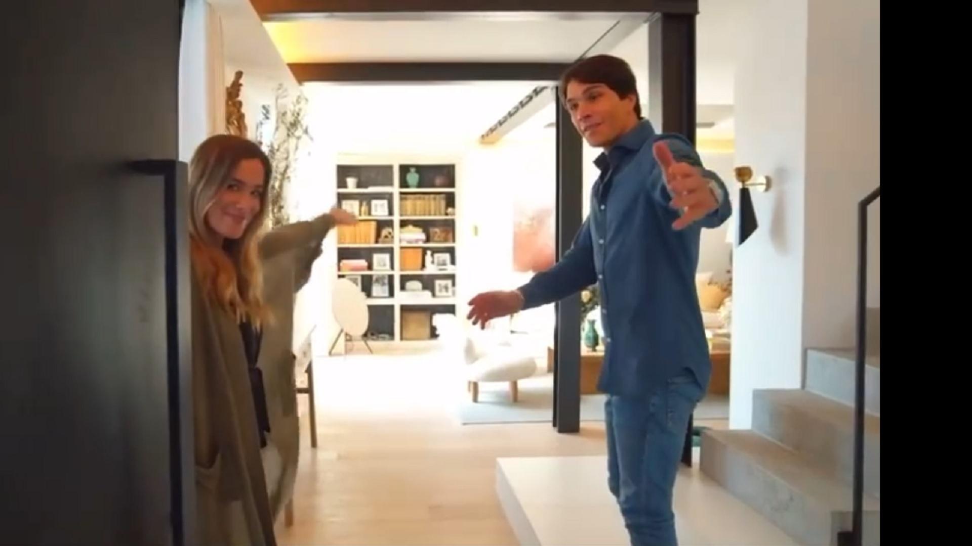 Descubre la nueva casa de María Pombo y Pablo Castellano