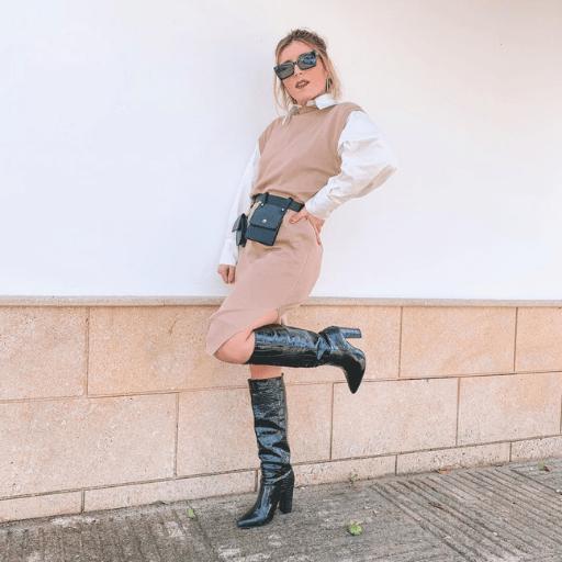 Delia Orcha, outfits y maquillaje a la última