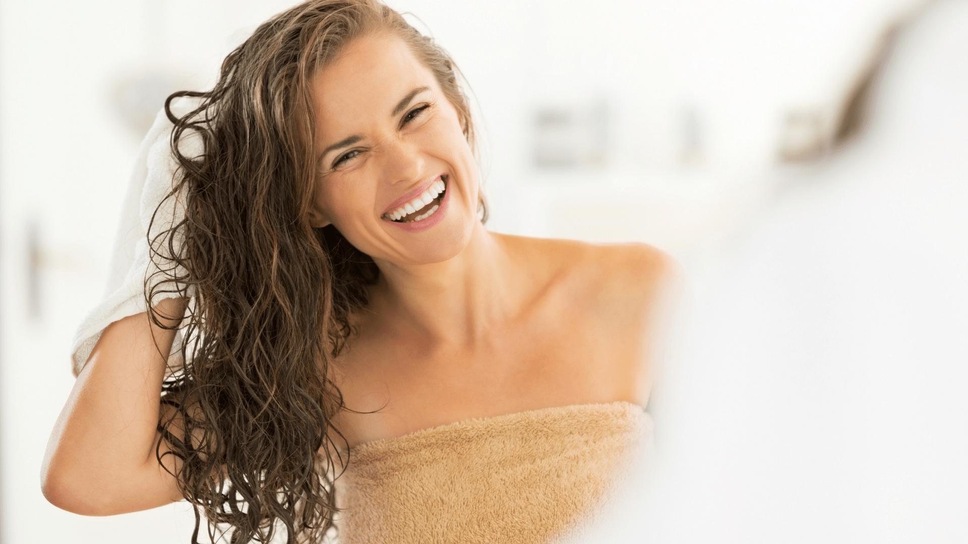 mitos lavado del pelo
