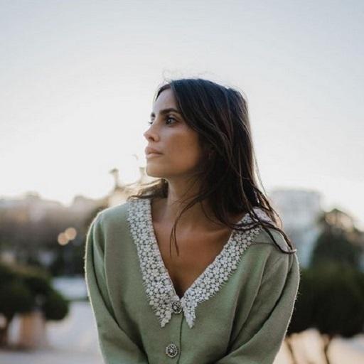 Paula Moya, apasionada de la moda