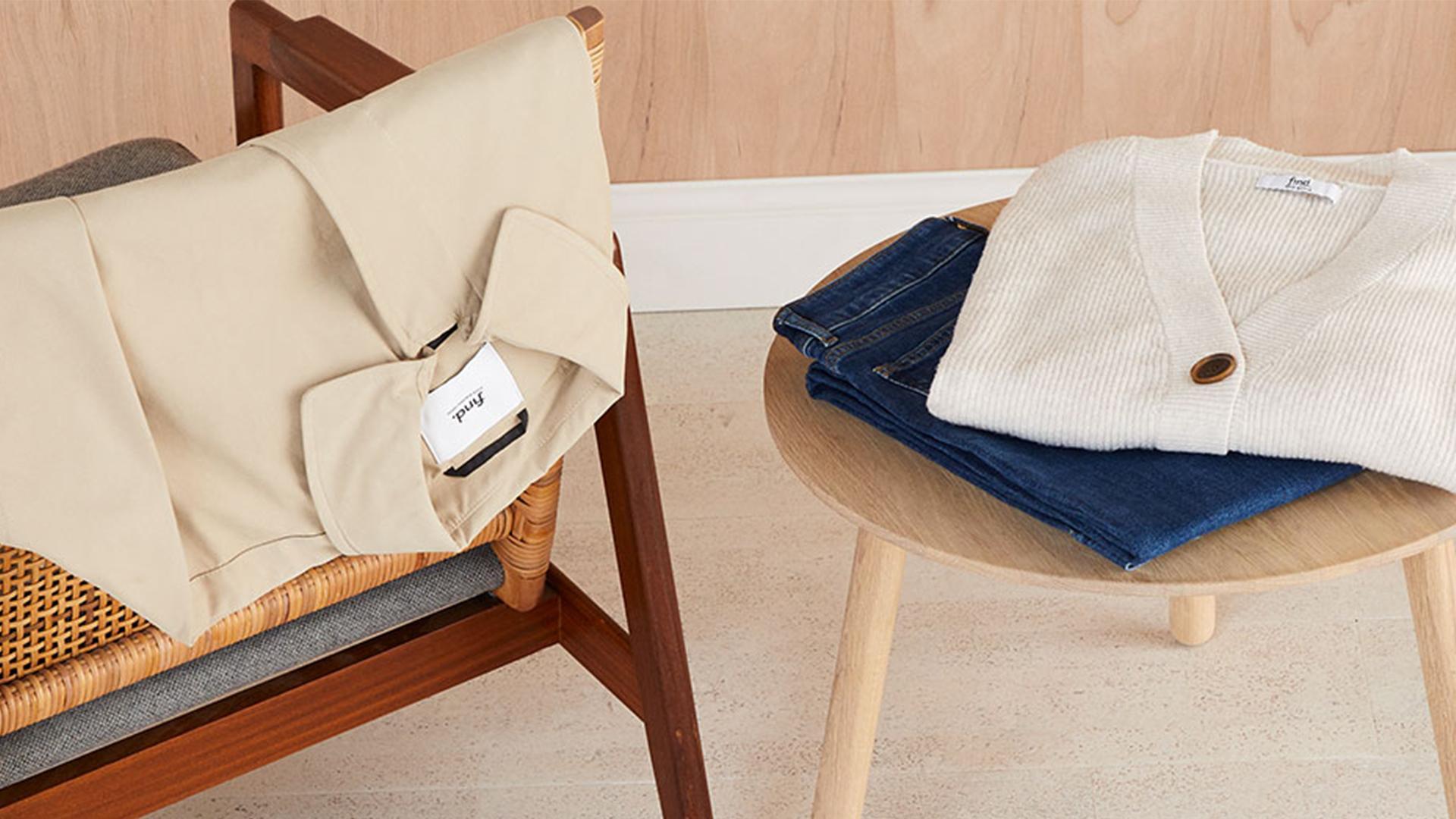 Find: la moda también está en Amazon
