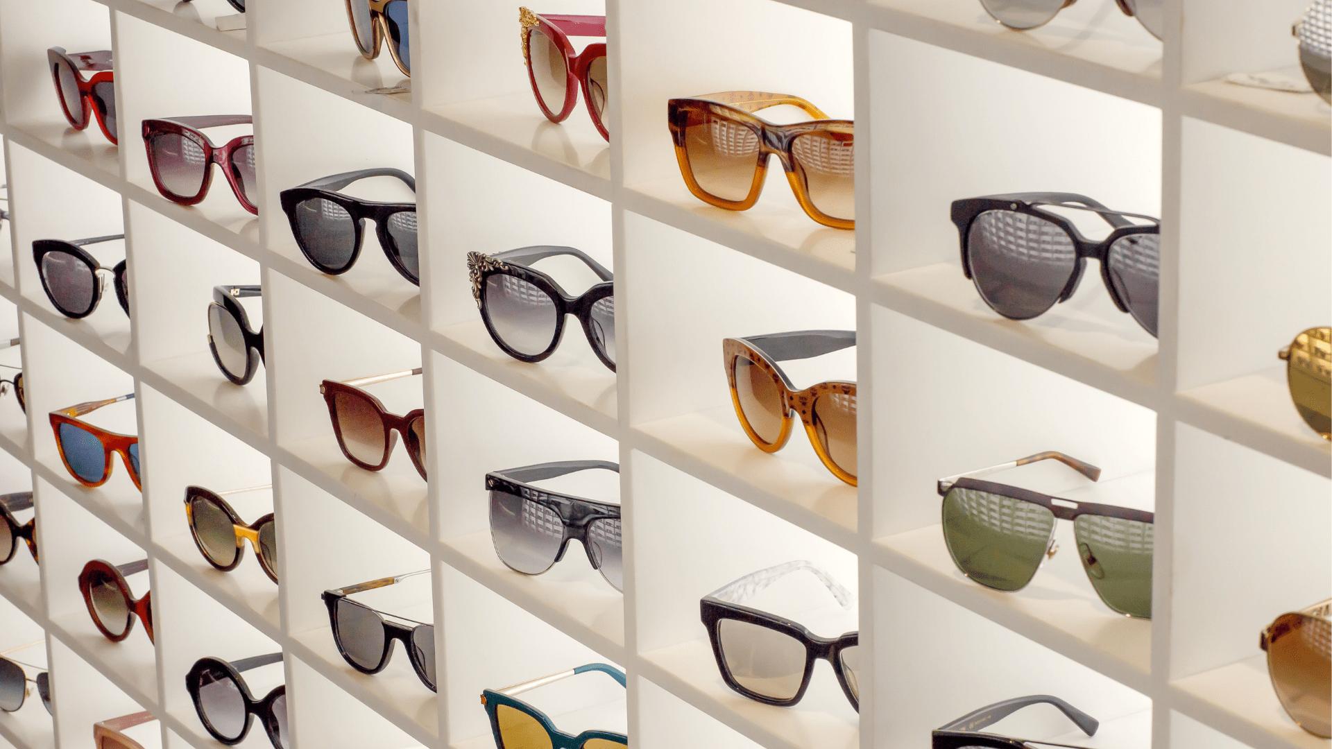 Las gafas de sol y el trap, una relación de amor