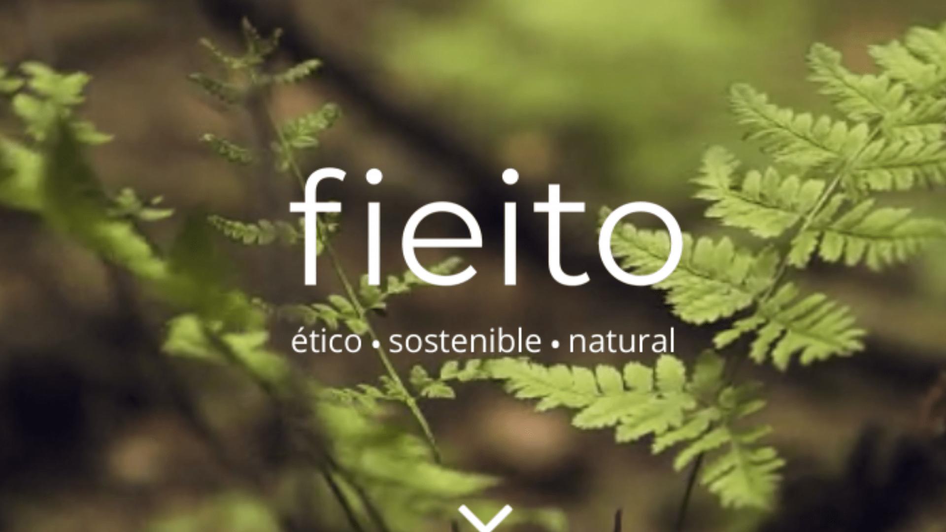 Fieito, una marca gallega ecológica