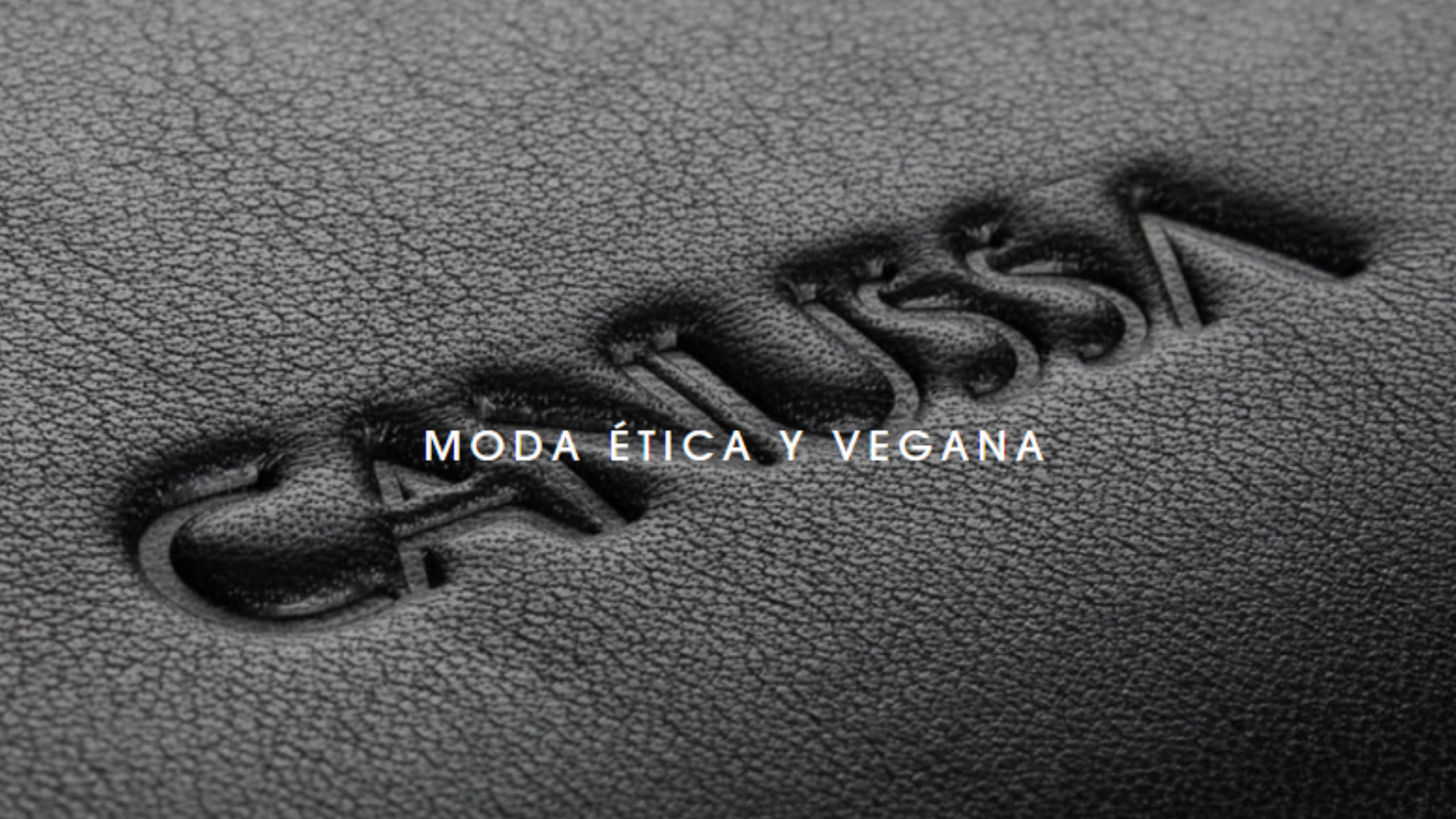 Canussa, moda ética y vegana