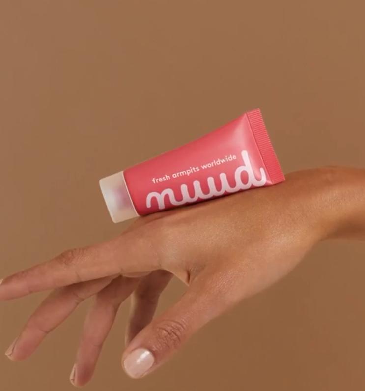 Nuud, el desodorante 'bestseller'