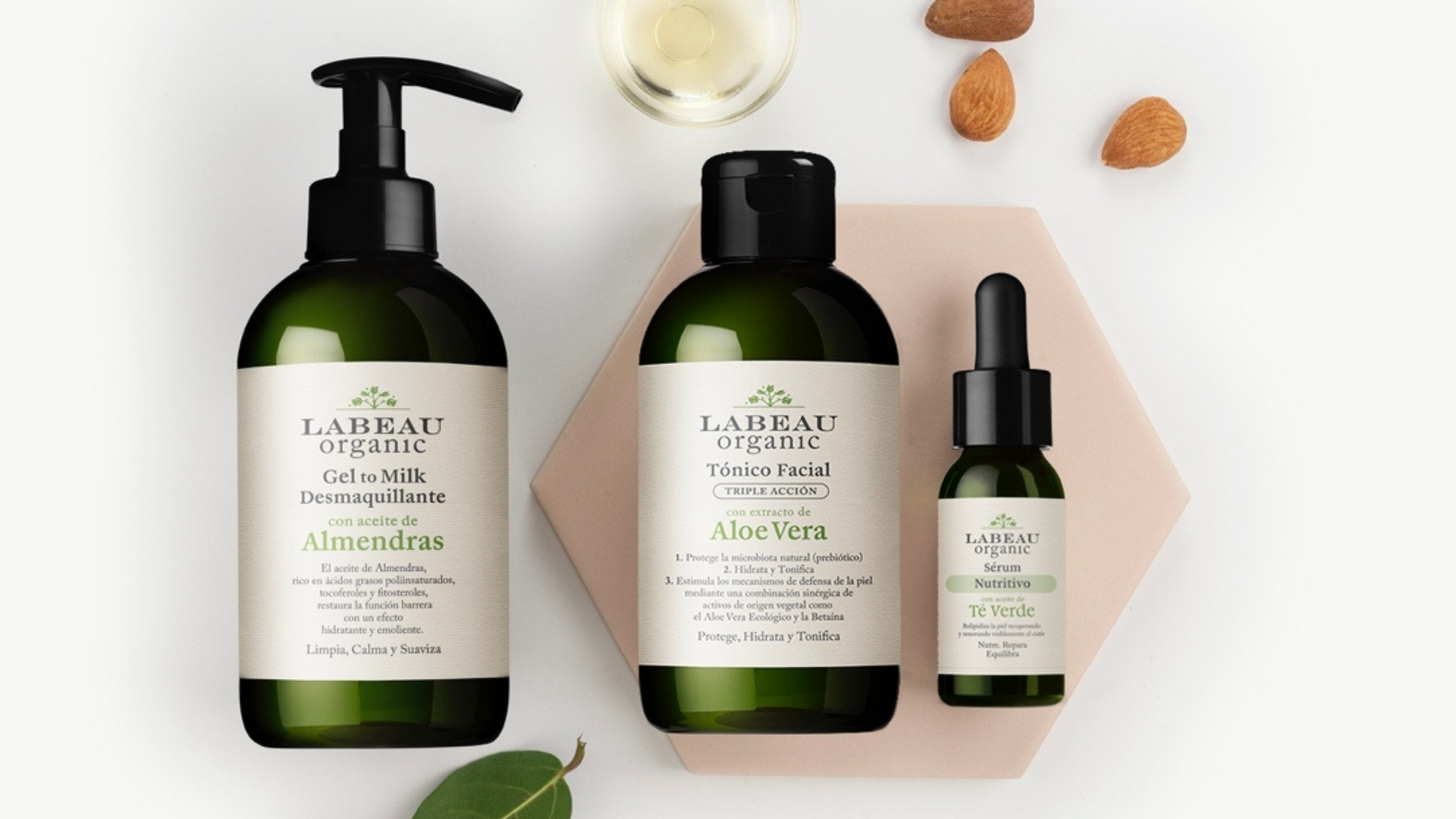 Labeau Organic, tratamiento orgánico