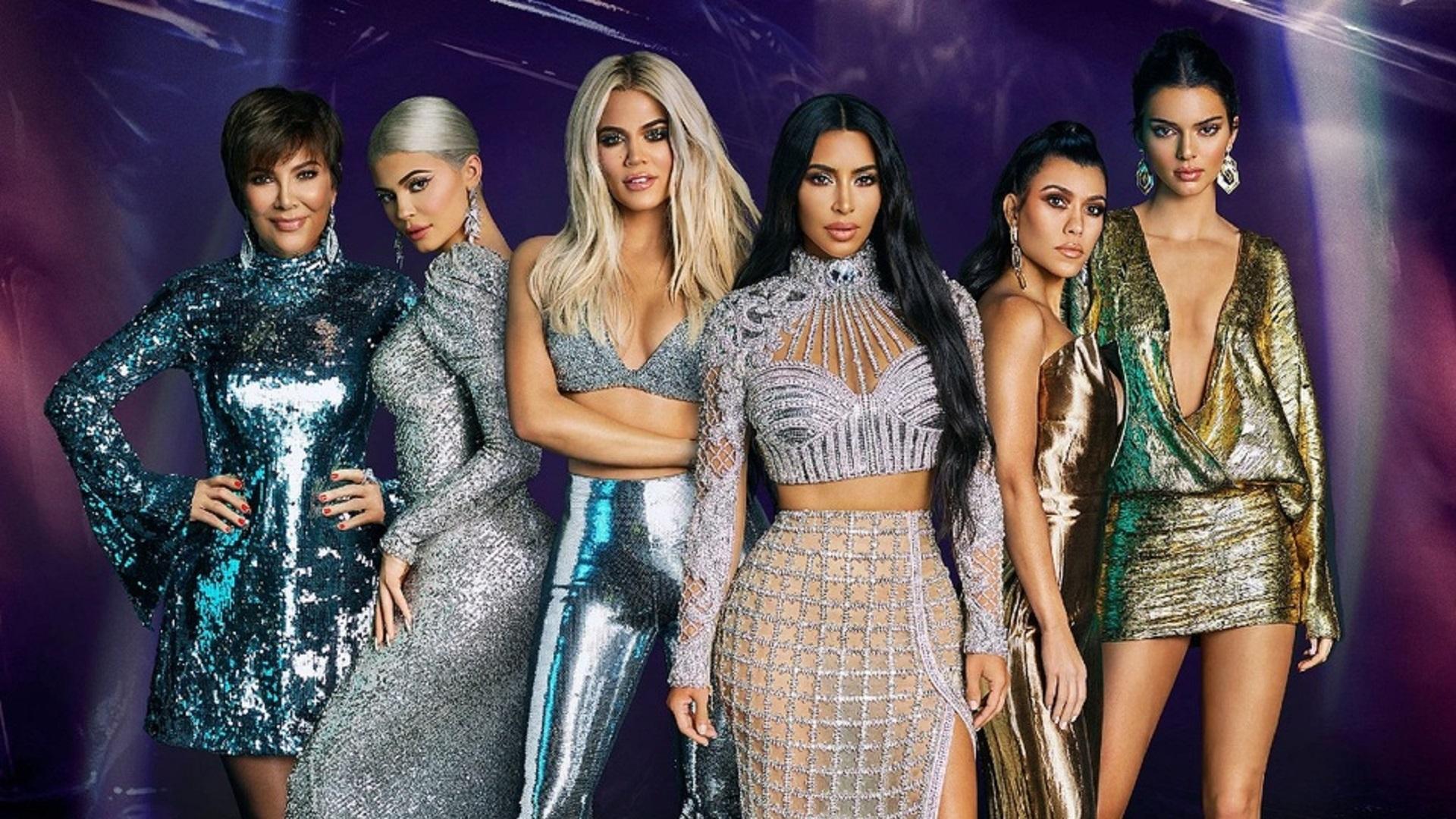 Ocho cosas que no sabías del clan Kardashian