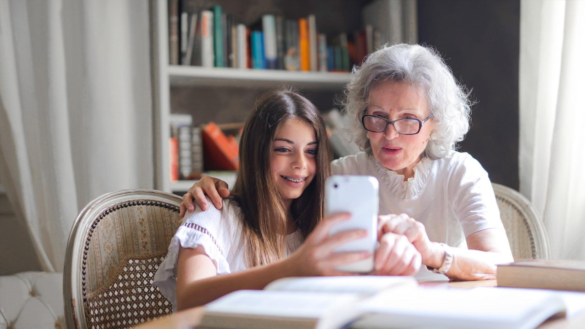 No hay edad para la moda: Las abuelas influencers que arrasan