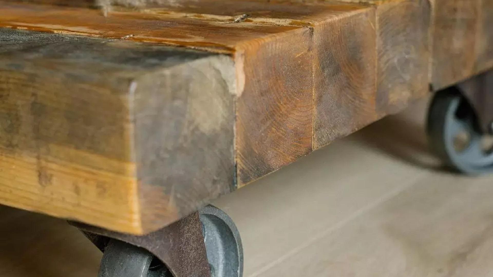 Hannun, muebles de madera originales y sostenibles