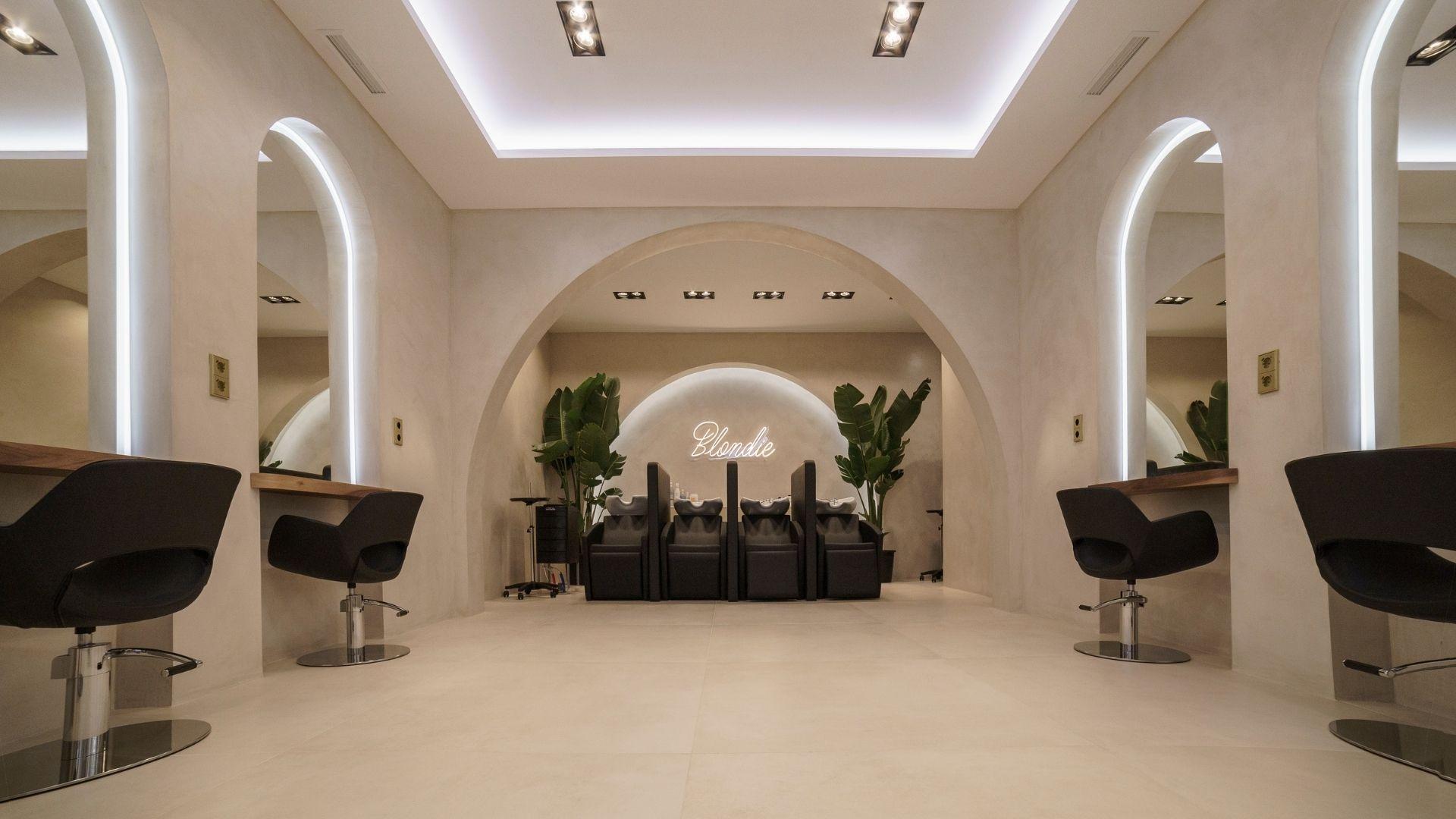 Blondie, nuevo salón de peluquería en Madrid